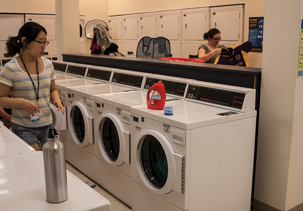 Laundry-Monitoring App in the Works