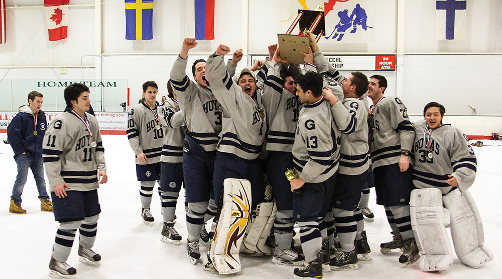 CLUB HOCKEY | Hoyas Pull Off ACCHL Repeat