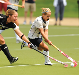 Courtesy Georgetown Sports Information Senior forward Annie Wilson, one of ten seniors on Georgetown's squad this year, had one goal and one assist inGeorgetown's 3-2 win over Appalachian State Saturday but was silent in the 4-0 loss to Davidson the next day.