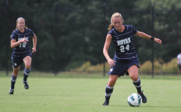 WOMEN'S SOCCER | Blue and Gray Stays Undefeated