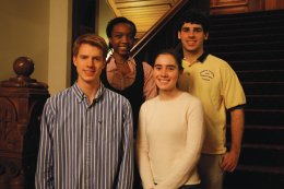 Winners of Interfaith Essay Contest Announced