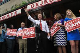 DC Councilman Jack Evans Enters Mayoral Race