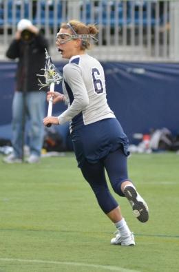 WOMEN'S LACROSSE   Georgetown Returns to Big East Play at UConn