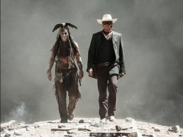 The Lone Ranger' Blends Comedy and Humor in the Wild West