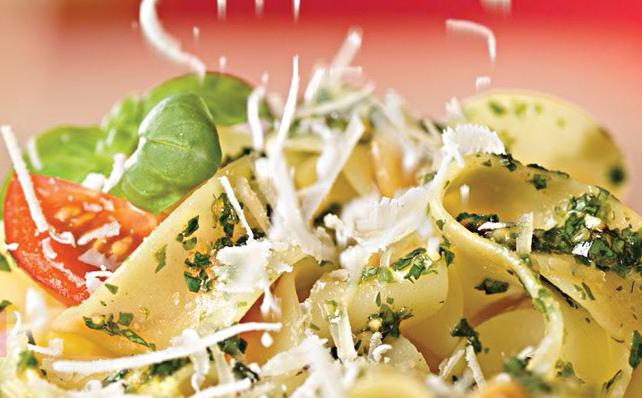 Pasta Palette's Hot Italian Sister