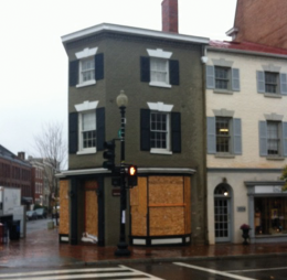 DC Back in Business In Wake of Sandy