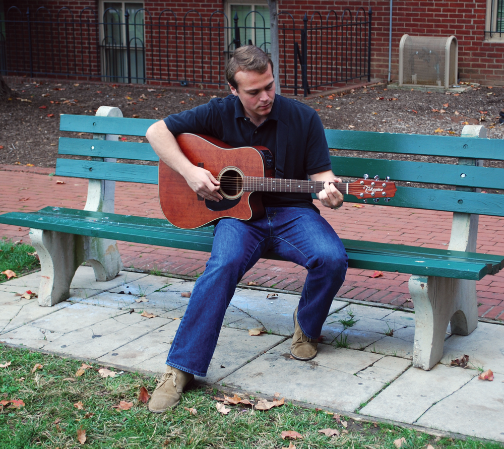 Acoustic Progression: Sophomore Musician Expands Range