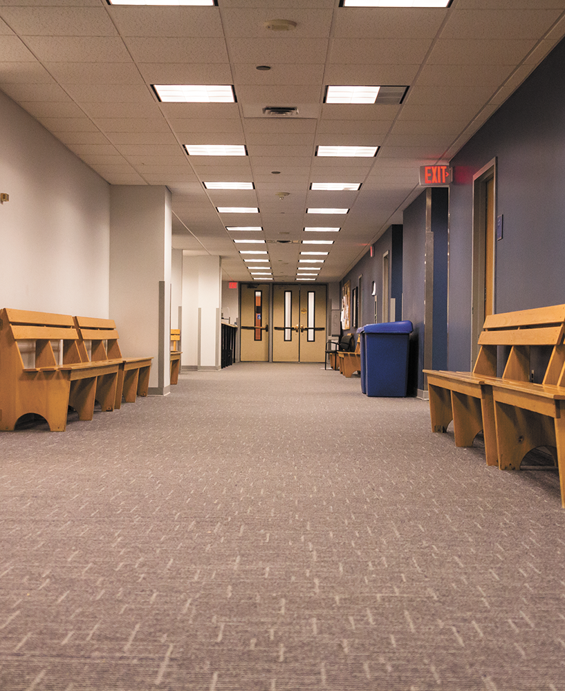 SOFIA LAYANTO FOR THE HOYA Proposed ICC renovations include new study-friendly furniture and lighting.