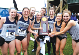 TEAM OF THE YEAR | GU Makes History with NCAA Win
