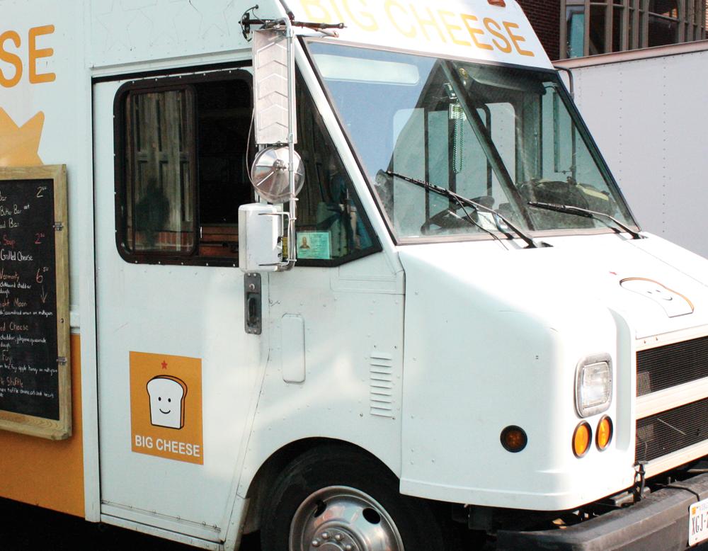 Sales Tax Hits Food Trucks