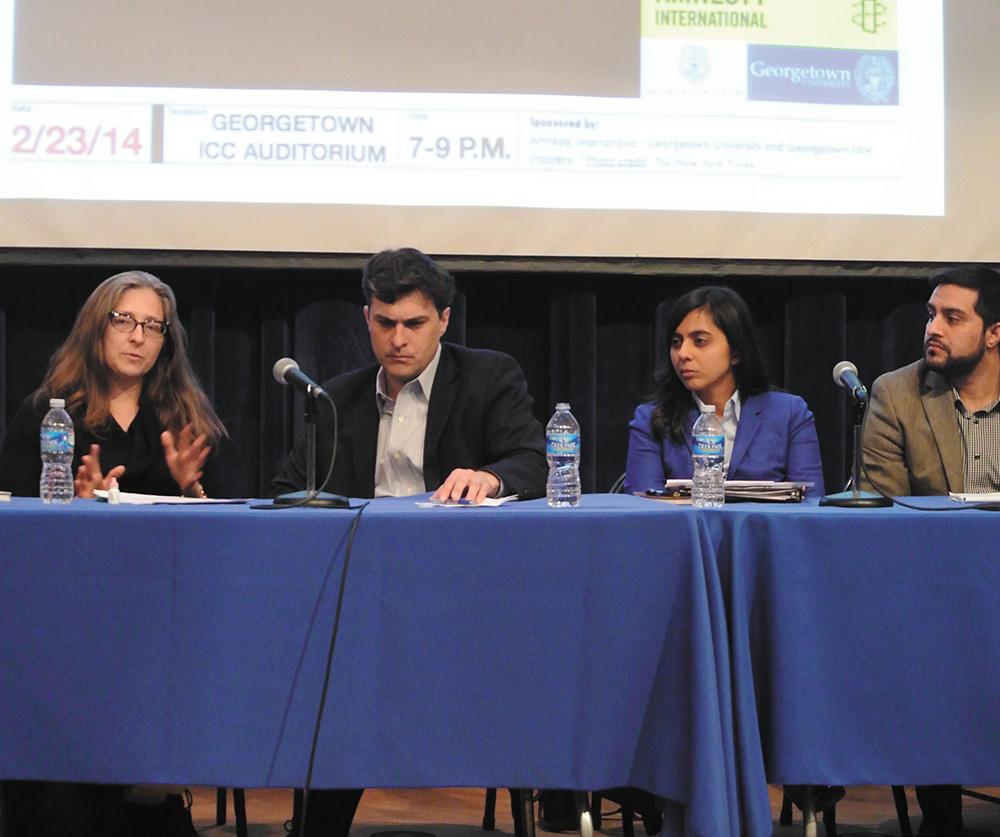 Panel Explores US Drone Program