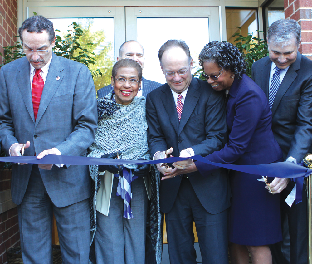 Cancer Center Opens Facility in Southeast DC