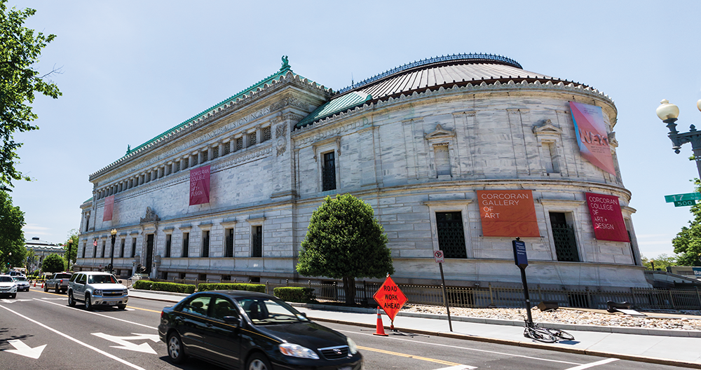 In Historic Move, Corcoran Gallery Splits Ownership Between NGA and GW