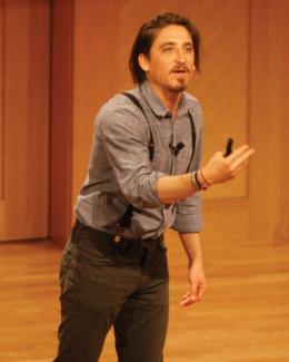 Invisible Children Co-Founder Addresses Controversy