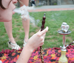 Hookah Trend Grows on Campus