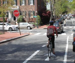 New Bike Lanes Open on M