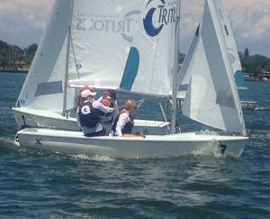 G12_Sailing_CourtesyGeorgetownSportsInformation