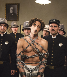 "LIONSGATE The History Channel's series, ""Houdini,"" branches into new territory with a scripted, fictional retelling of this historic story."