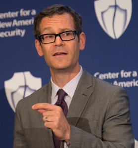 COURTESY COLIN KAHL Security studies professor Colin Kahl will serve as Vice President Joe Biden's top national security adviser.