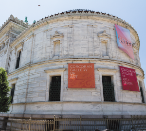 FILE PHOTO: ALEXANDER BROWN/THE HOYA The Corcoran Gallery of Art closed for renovations Sept. 28, after the finalization of its merger with the National Gallery and GWU.