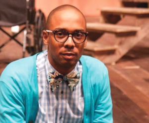 """COURTESY JASVEEN BINDRA Professor Isaiah Wooden (COL '04) directs a new collaborative production of """"In the Red and Brown Water"""""""
