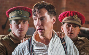 """TIMEINC.NET n the new movie """"Imitation Game, """" Benedict Cumberbatch plays Alan Turing, who helped break the Nazi code during World War II."""