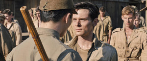 """COURTESY S.YIMG.COM Jack O'Connell plays Olympian and Air Force Lieutenant Louis Zamperini in Angelina's directorial debut """"Unbroken."""""""