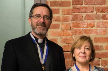 Professors Recognized With College Dean's Award