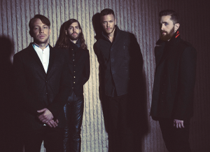CHUFF MEDIA  Alternative rock band Imagine Dragons is back with their second album, showing they have what it takes to make it in the industry.