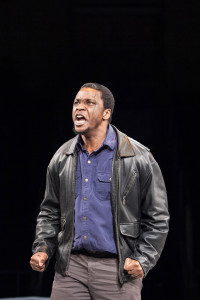 Cast Carries August Wilson Play