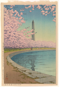 "Spring Arrives at the Freer Gallery with ""Seasonal Landscapes in Japanese Screens"""