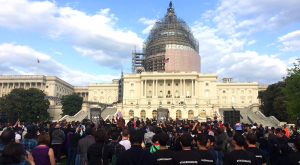 March2Justice Culminates in Rally on National Mall