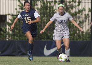Women's Soccer | GU Prepares for League-Leading SJU