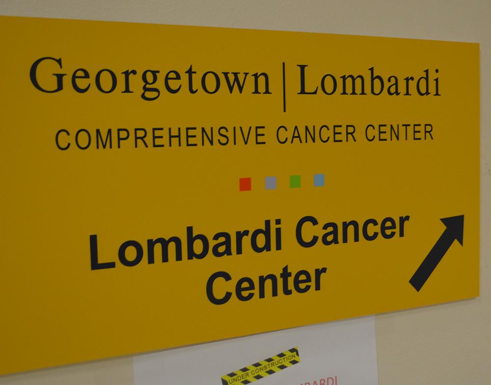 Lombardi Receives NIH Grant