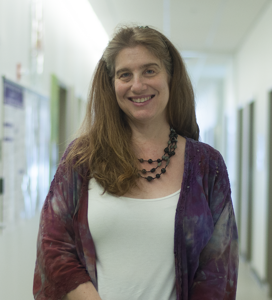 NAAZ MODAN/THE HOYA Assistant biology professor Leslie Ries' recent study on the migratory patterns of monarch butterflies in North America disproved popular claims of the species' possible extinction.