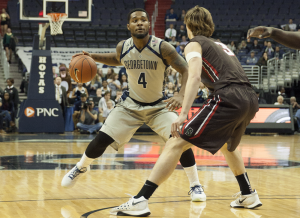 Men's Basketball | Former Big East Rivals Face Off
