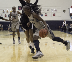 Women's Basketball | GU Looks to Snap Four-Game Skid