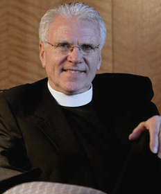 Fr. Richard Curry, S.J., of Dog Tag Bakery Dies