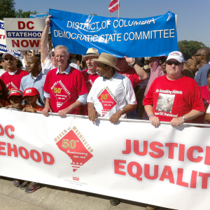 DC Officials Push For Statehood, Budget Autonomy