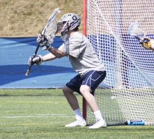 Men's Lacrosse | Nova Stifles GU in Shutout Second Half