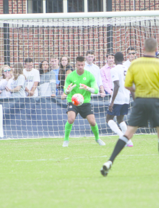 Men's Soccer | Hoyas Battle  Top-Ranked Terps