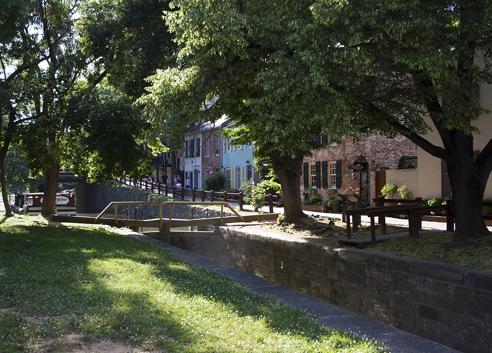 Georgetown Canal Faces 18-Month Restoration