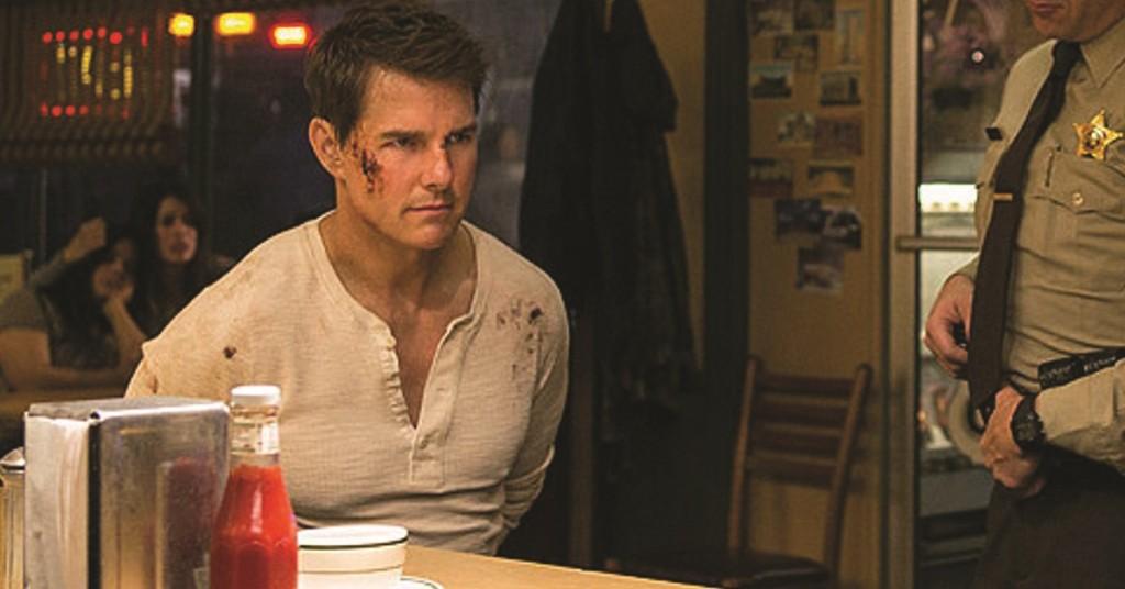 Movie Review: Jack Reacher: Never Go Back