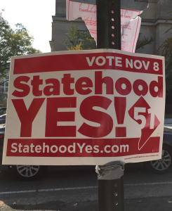 Referendum Advances DC Statehood