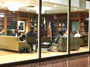 SFS Hosts Discussion Series Following Election Results