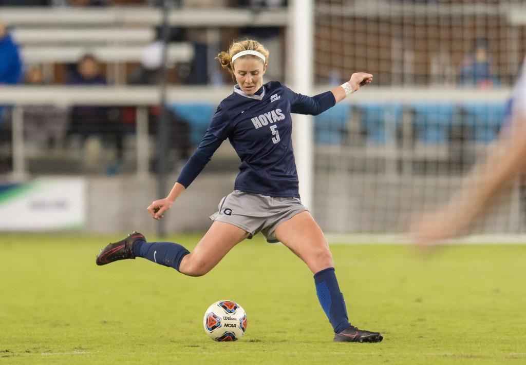 Women's Soccer | Historic Season Ends in Final Four