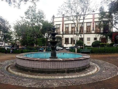 SAN ÁNGEL SAN JACINTO   COURTESY OF FRIDA SANTIAGO