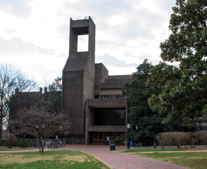 ELLA WAN FOR THE HOYA DataRefuge launched an effort to save government climate research data on the fifth floor of Lauinger Library on Feb. 18.