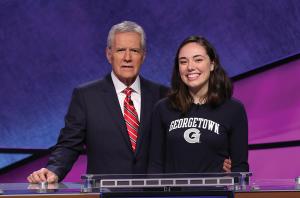 Q&A: Jeopardy Contestant Talks Trivia, Alex Trebek