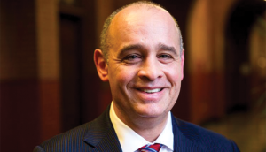 COURTESY GEORGETOWN UNIVERSITY University President John J. DeGioia announced the appointment of Christopher S. Celenza as the new dean of the College starting July 1, replacing current dean Chester Gillis, who plans to continue teaching at Georgetown after a yearlong sabbatical.